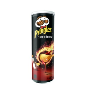 Pringles Hot-Spicy chips