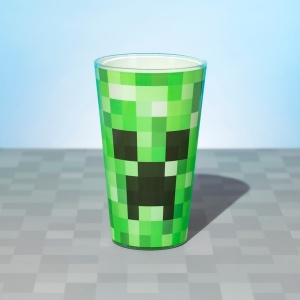 Minecraft Creeper pohár