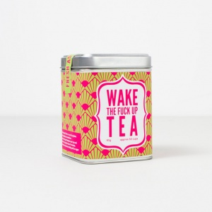 Wake The F*ck Up! - ébresztő tea