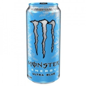 Monster Ultra Blue Energiaital