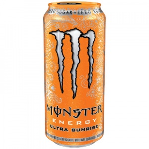 Monster Ultra Sunrise Energiaital