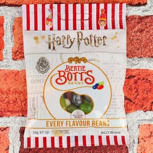 Harry Potter Bertie Botts 54G  - mindenízű drazsé