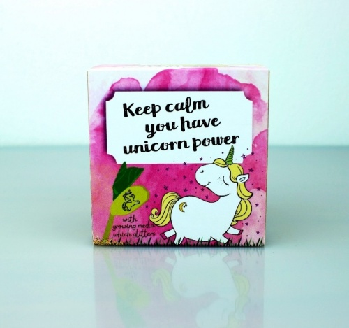 Unikornis bab - Keep calm you have Unicorn power