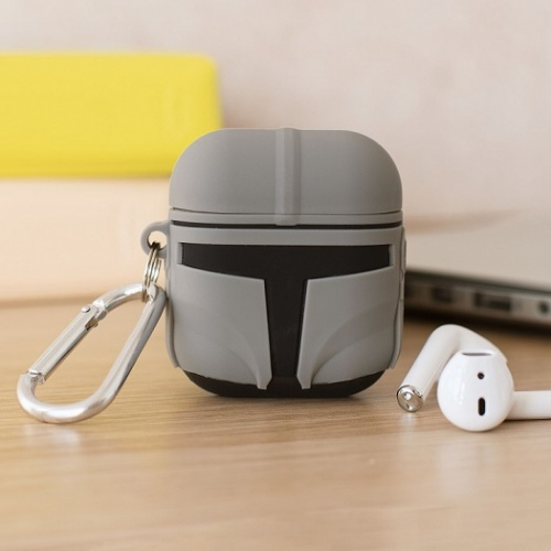 The Mandalorian Fejvadász Airpods tok