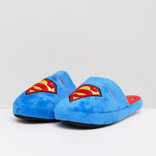 Superman DC Comics papucs