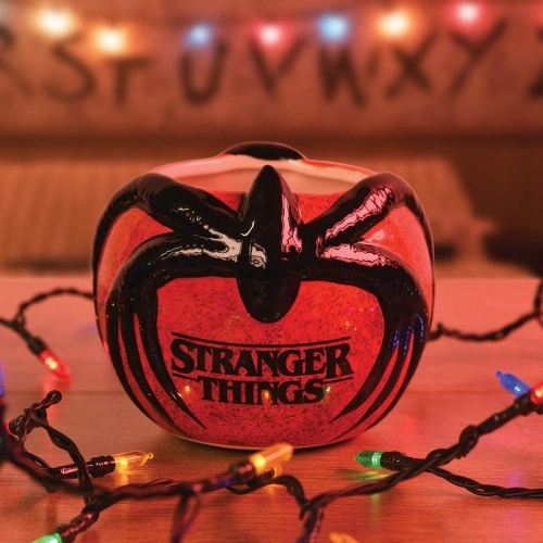 Stranger Things Mind Flayer 3D bögre